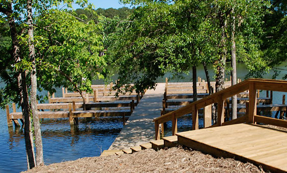 Lake Tillery Waterfront lots